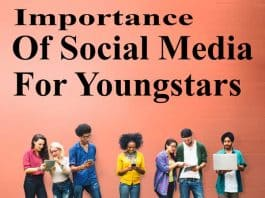Importance of Social Media for Youngsters