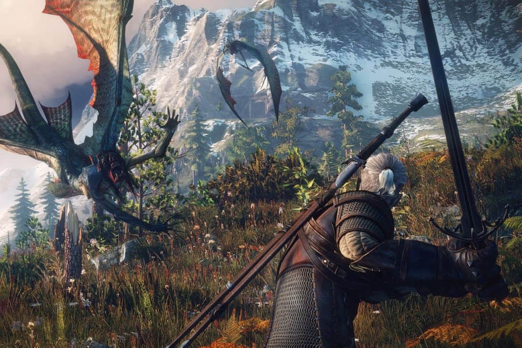 Witcher 3 Gmbling Mini-Games