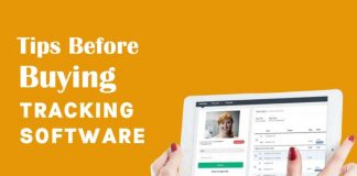 Tips Before Purchasing Tracking Software