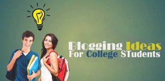 Blogging Ideas for College Students